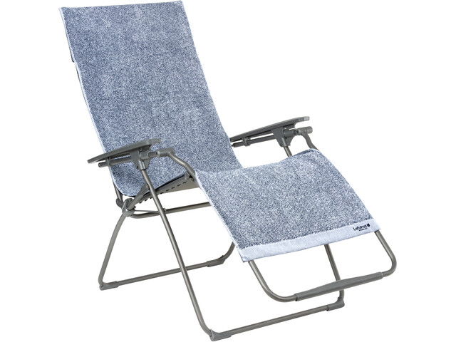 Lafuma Mobilier Littoral Pokrowiec frotte dla foteli Relax, iroise